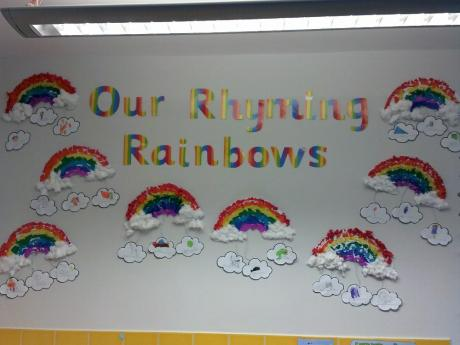 Our Rhyming Rainbows